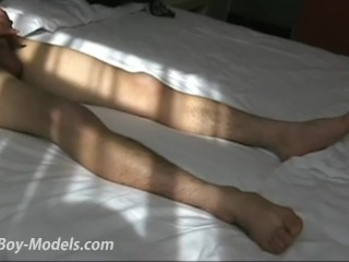 Slim Asian Boys Jerk Off Series