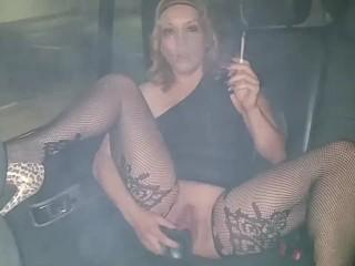 Hotboxing Smoking Solo