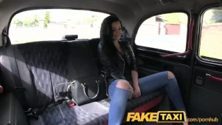 FakeTaxi Prague beauty squirting on cam ukrainian faketaxi rough dogging blowjob amateur squirting teen spycam public car pov orgasm brunette oral camera czech
