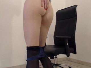 Vintage Striptease & Masturbating (Preview)