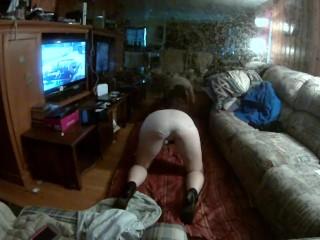 spanx booty shaking