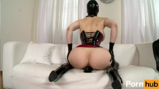 Latex Lucy the British Dominatrix 2 - Scene 2 milf clit rubbing masturbation pornhub big tits mom big ass shaved pussy mother natural boobs sex toys masturbating adult toys