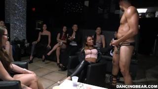 Preview 1 of Dancing Bear makes those panties wet!!