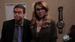Lexi Belle Fucked While Wearing Glasses by Rocco in Tron Parody - Pron SC2