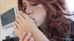 Malena Morgan & Elle Alexandra - FTVGirls - Public Display 4/7