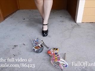 Ruining Your Favorite Heels (teaser!)