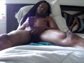 A Sexy Saturday Morning - I was feeling myself!