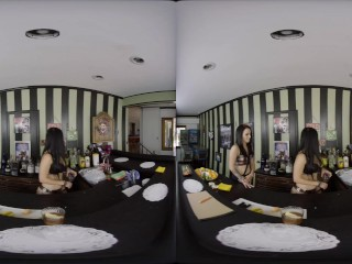 Wankz VR - Casting Couch VR