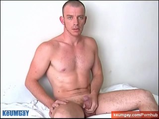 Full video: A nice innocent delivery guy serviced his big cock by a guy!