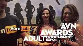 VITALY ZD AT AVN 2016 WITH JANICE GRIFFITH AND KENDRA SUNDERLAND INTERVIEWS  interview las vegas pornhubtv avn 2016 vitalyzd vitaly avn expo avn avn awards