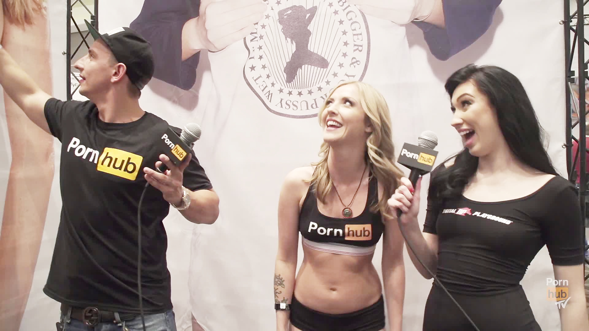 Vitaly zd at avn 2016 with phoenix marie and karla kush interviews 7