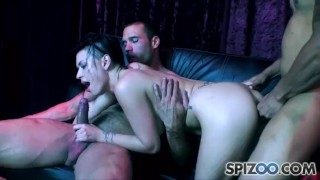Preview 1 of Eva Angelina Orgy Time