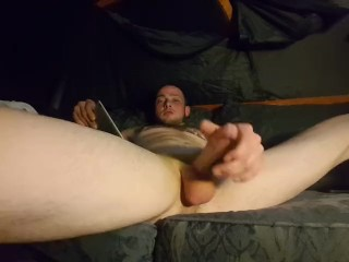 Watch my big cock grow