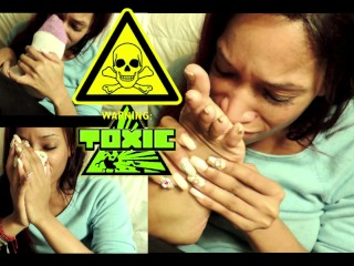 Toxic Toes (Preview) c4s.com/88556
