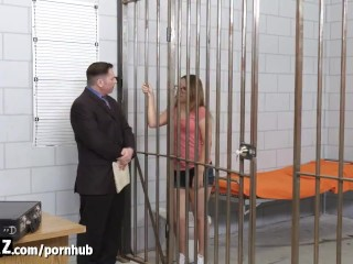 WANKZ - Bad Girl's Pussy Gets Busted!