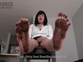 Dirty Feet Humiliation Big Size 11 Feet - c4s.com/95843/15764914