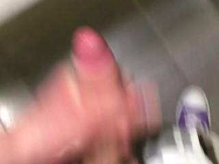 College washroom jerk