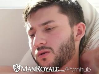 ManRoyale - Daniel Duress & Scott DeMarco Fuck on V-day