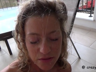Facial on the Balcony (ocean view)