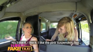 FemaleFakeTaxi Lesbian encounter for posh student  taxi british kissing pussy-licking hd euro sexy amateur blonde hardcore natural-tits lesbian reality small-tits tattoos orgasm femalefaketaxi cab