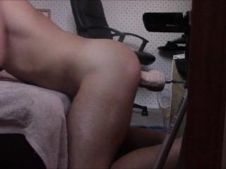 big dildo fuck machine hard anal
