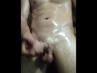 Danny Champion And His Big White Cock
