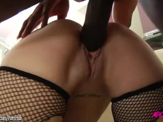 ArchAngel - Katrina Jade loves a big black cock