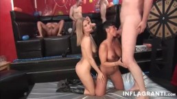 INFLAGRANTI German Swingers Paradise