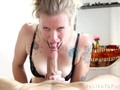 Please Cum in My Mouth!