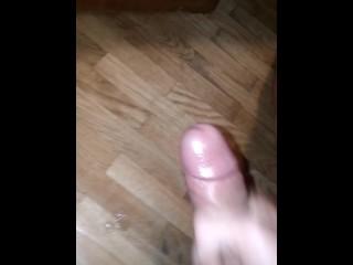 Monster cock teasing