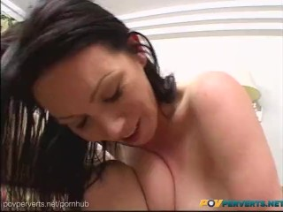 POVPerverts - Stunning MILF, Rayveness, Fucked Deep in Her Ass