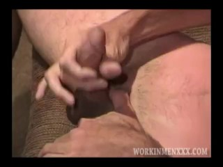Mature Amateur Chad Jacking Off