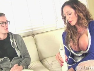 Ariella Ferrera - Big Cock Sex Interview