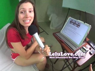 Lelu Love-PODCAST: Ep15 What Gear We Use To Record Our Porn