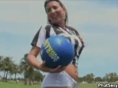 Phat Ass Soccer Girl Gigi