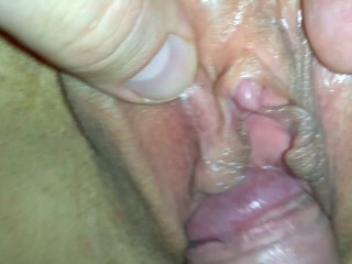 Explore the clitoris
