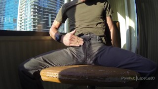 Preview 4 of Pissing jeans in two hotels