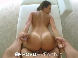 POVD - Sexy HOT girls fucked POV style