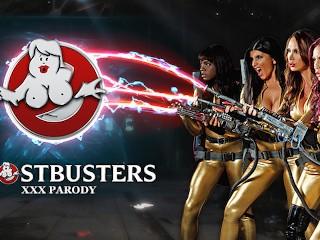 Brazzers - Ghostbuster xxx Parody Trailer