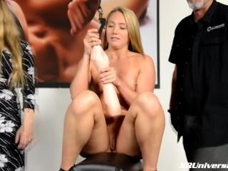 Big Sex Toys with AJ Applegate