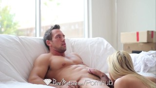PureMature - Asian milf Mia Lelani begs for anal after hardcore sex  riding big-tits old asian mom blonde fake-tits anal-sex ass-fuck milf puremature sex mother anal mia lelani anal creampie