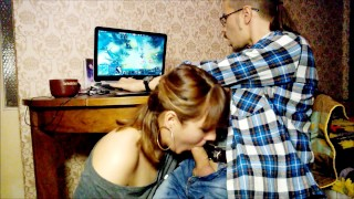 DOTA 2 BLOWJOB: THE BEST WAY TO DISTRACT FROM THE GAME