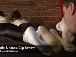 Mikaila & Nina's Clip Review - www.clips4sale.com/8983/15877664