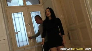 Aletta Ocean tries BBC Anal - Cuckold Sessions  big black cock big ass raven big-tits blowjob hungarian pornstar cumshot fake-tits ass-fuck hardcore kink interracial dogfartnetwork brunette deepthroat anal facial ass to mouth