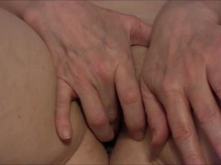Sexy MILF Panty Stuffing