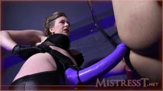 huge strapon fucking hardcore female-domination big-strapon ass-fuck bondage adult-toys beautiful-mistress