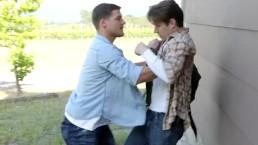 NextDoorWorld Str8 Farmer Fucks The Town's GayBoy