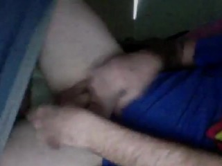 Superman Big Cock Show Fat Dick Jackoff Session