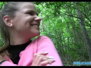 PubòicAgent - ragazzina innocente scopata nel bosco