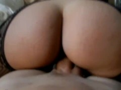 WINNER!!!! RIDING COCK FROM THE BACK POV - Diana cu de Melancia
